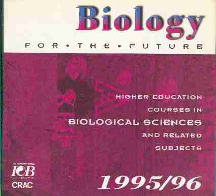 Biology for the Future