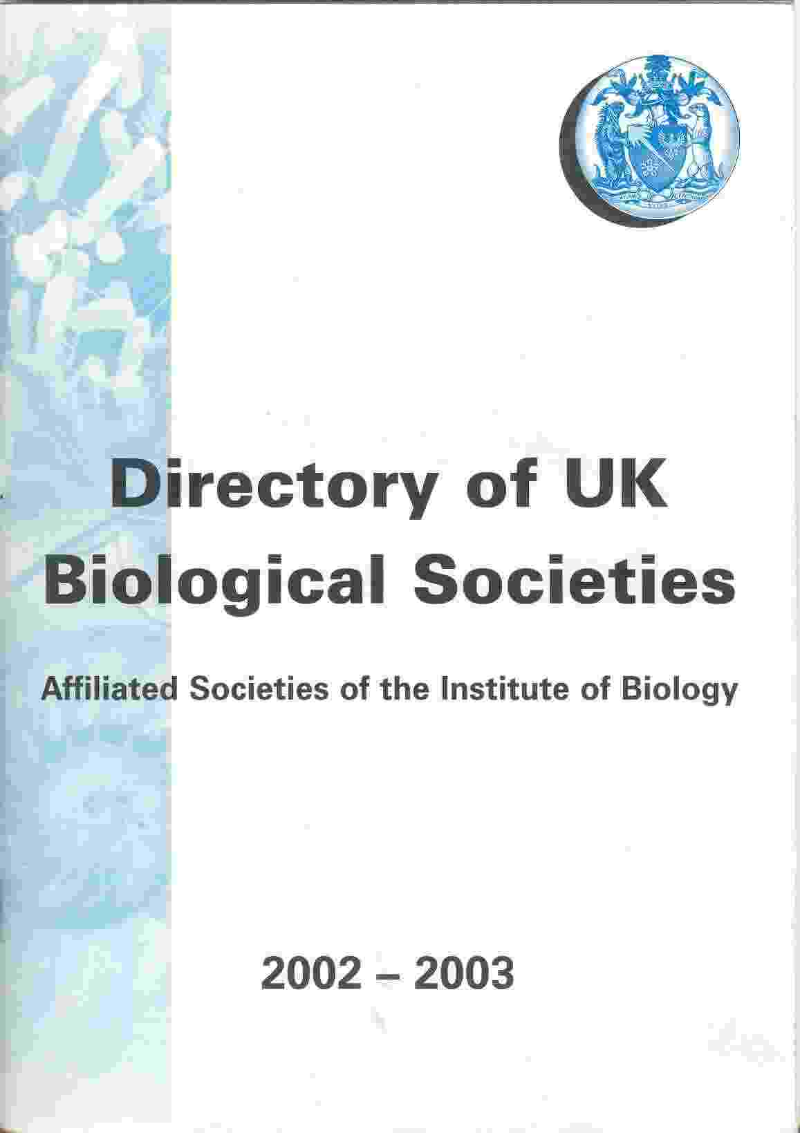biological affiliation societies
